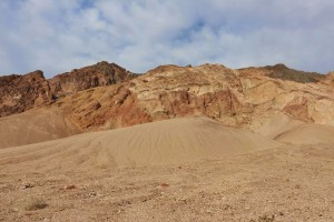Der Death Valley - der trockenste Nationalpark in den USA
